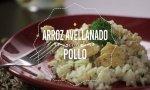Video de Arroz Avellanado con Pollo