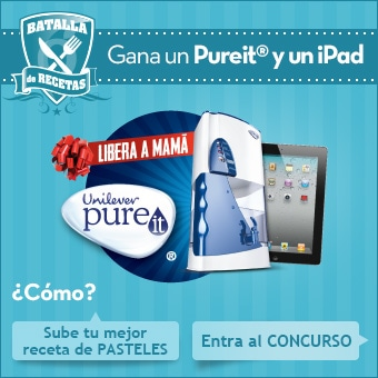 Participa en nuestro Concurso de Pasteles