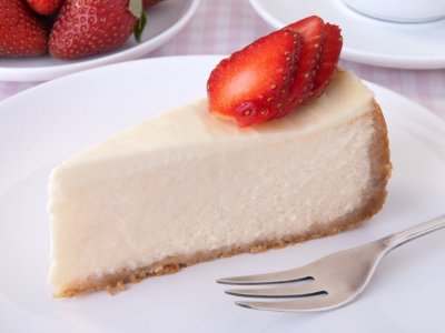 Receta de New York Cheesecake