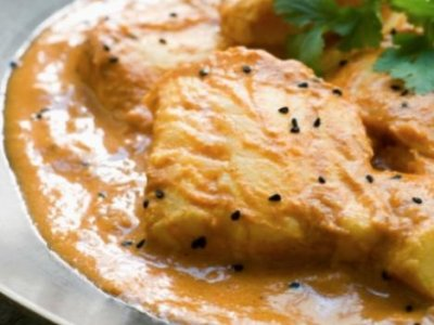 Filete de Pescado al Curry