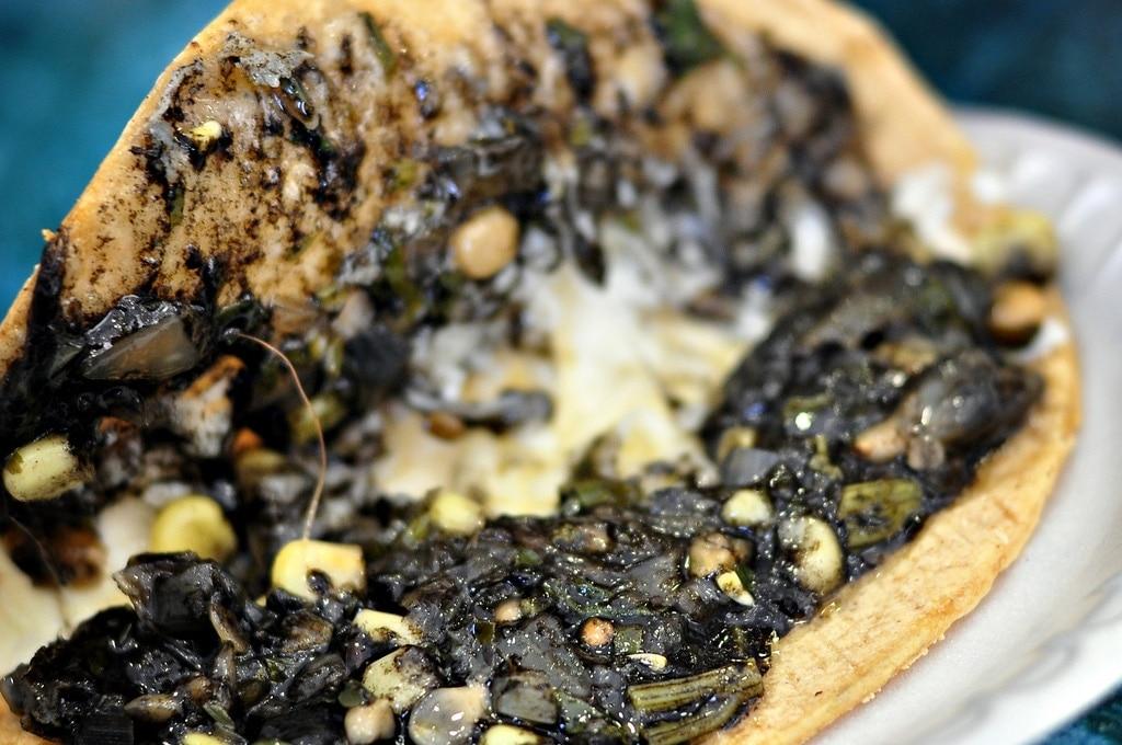 Resultado de imagen para receta de quesadillas de huitlacoche