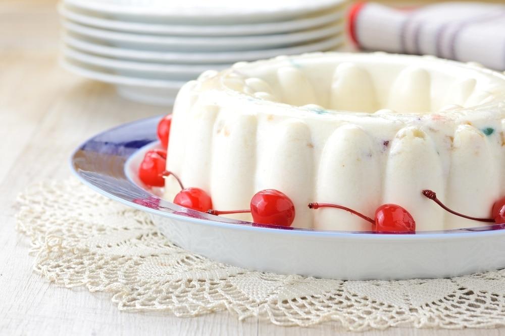 Receta de Gelatina De Yogurt