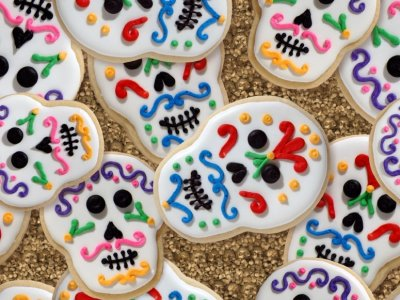 Galletas de Calaveritas
