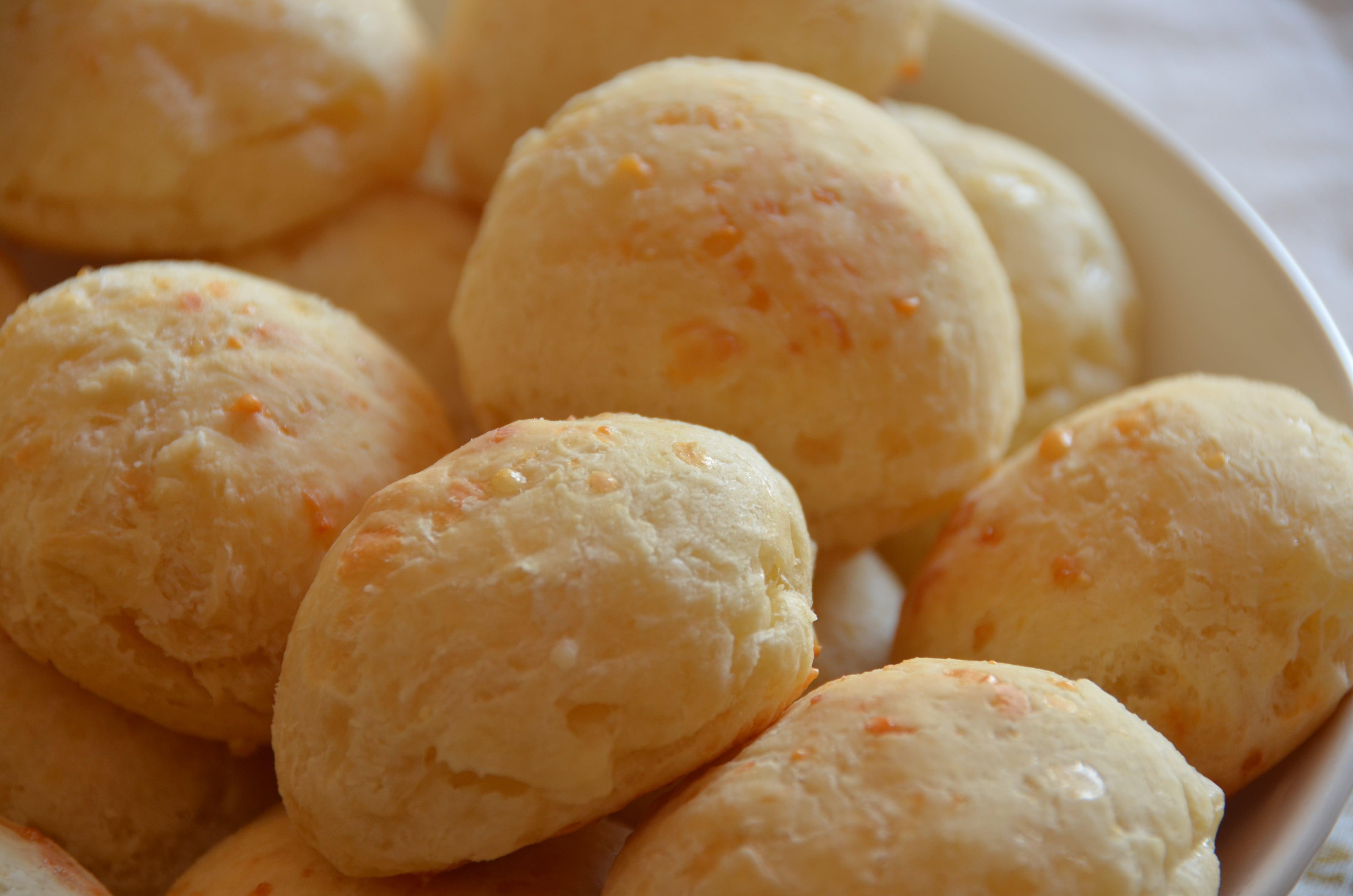 Pão de Queijo en Brasil
