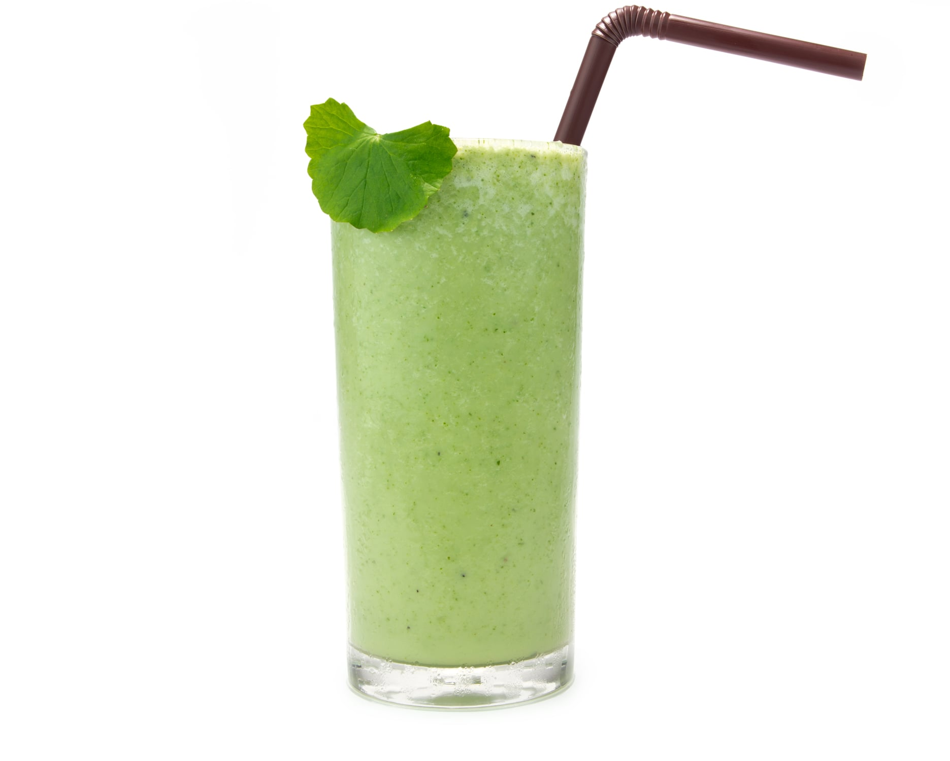 Smoothie de té verde