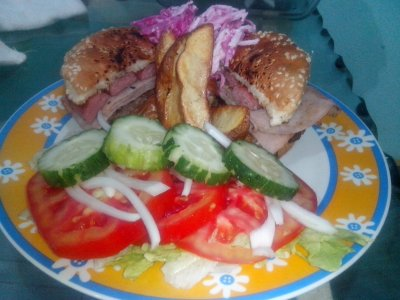 Hamburguesas Mixtas