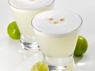 Receta de Pisco Sour Cocktail