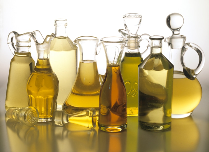 tipos de aceites para cocinar