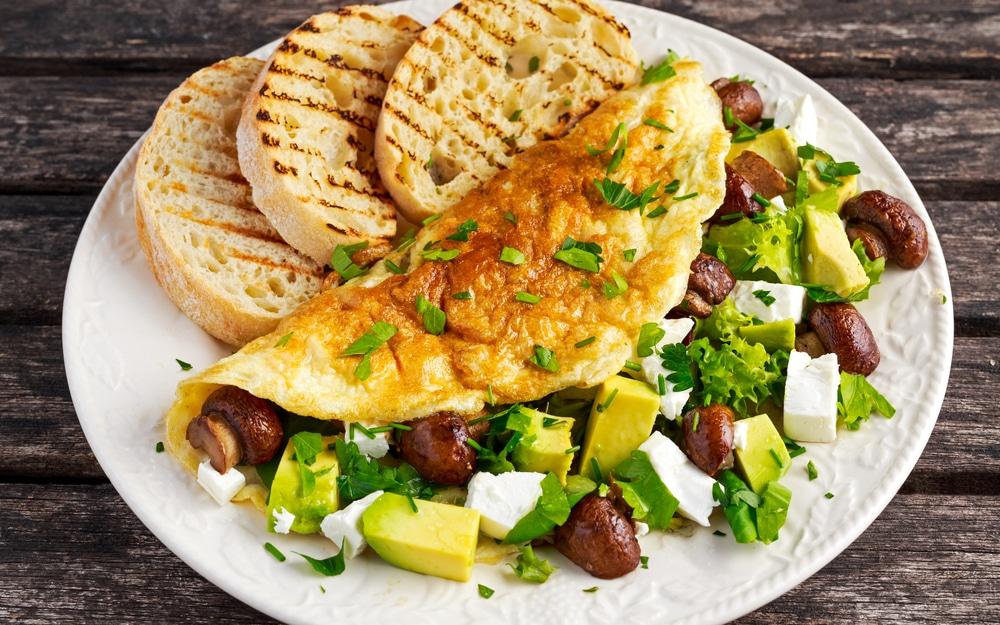 proteinas para cenar dieta