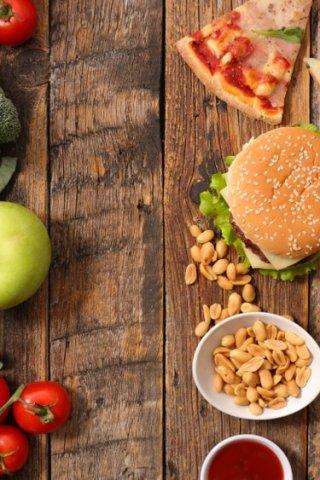 Así puedes mejorar tus hábitos alimenticios
