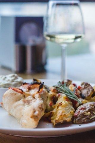 Increíbles formas de cocinar con vino que no conocías