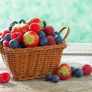 Los beneficios que no conocías de las berries