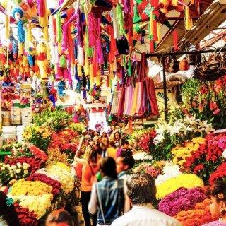 Mercados que debes conocer y qué encuentras en cada uno