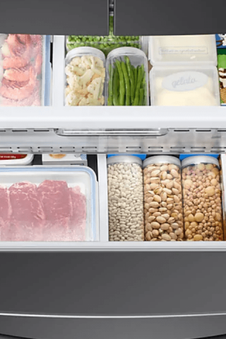 ¿Cómo optimizar el espacio dentro de tu refrigerador?