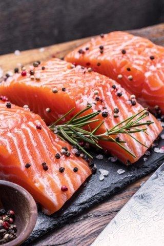 Cómo saber qué salmón comprar