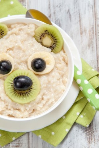 10 alimentos altos en nutrientes para niños