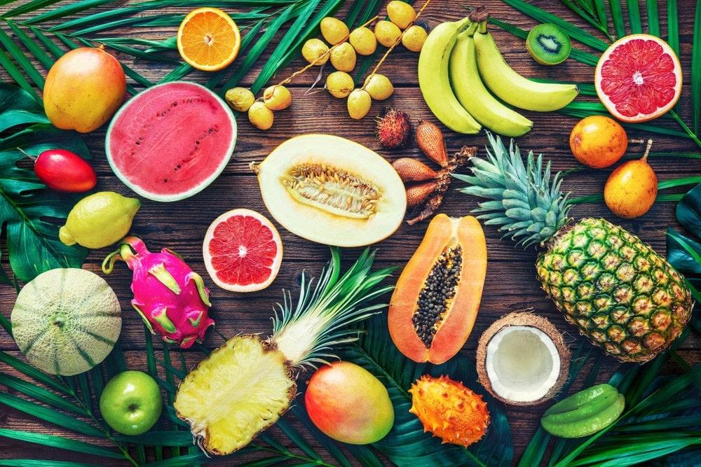 Cuales son las frutas de temporada de septiembre
