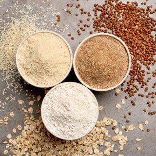 Harina de trigo, de maíz, de centeno: ¿para qué sirve cada una?