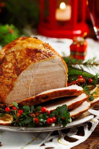 Cómo calcular cuánta comida cocinar para Navidad