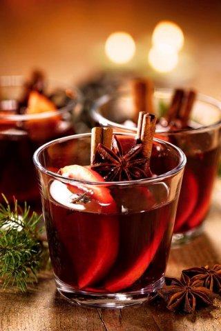 Ponche y otras bebidas navideñas que se toman en el mundo