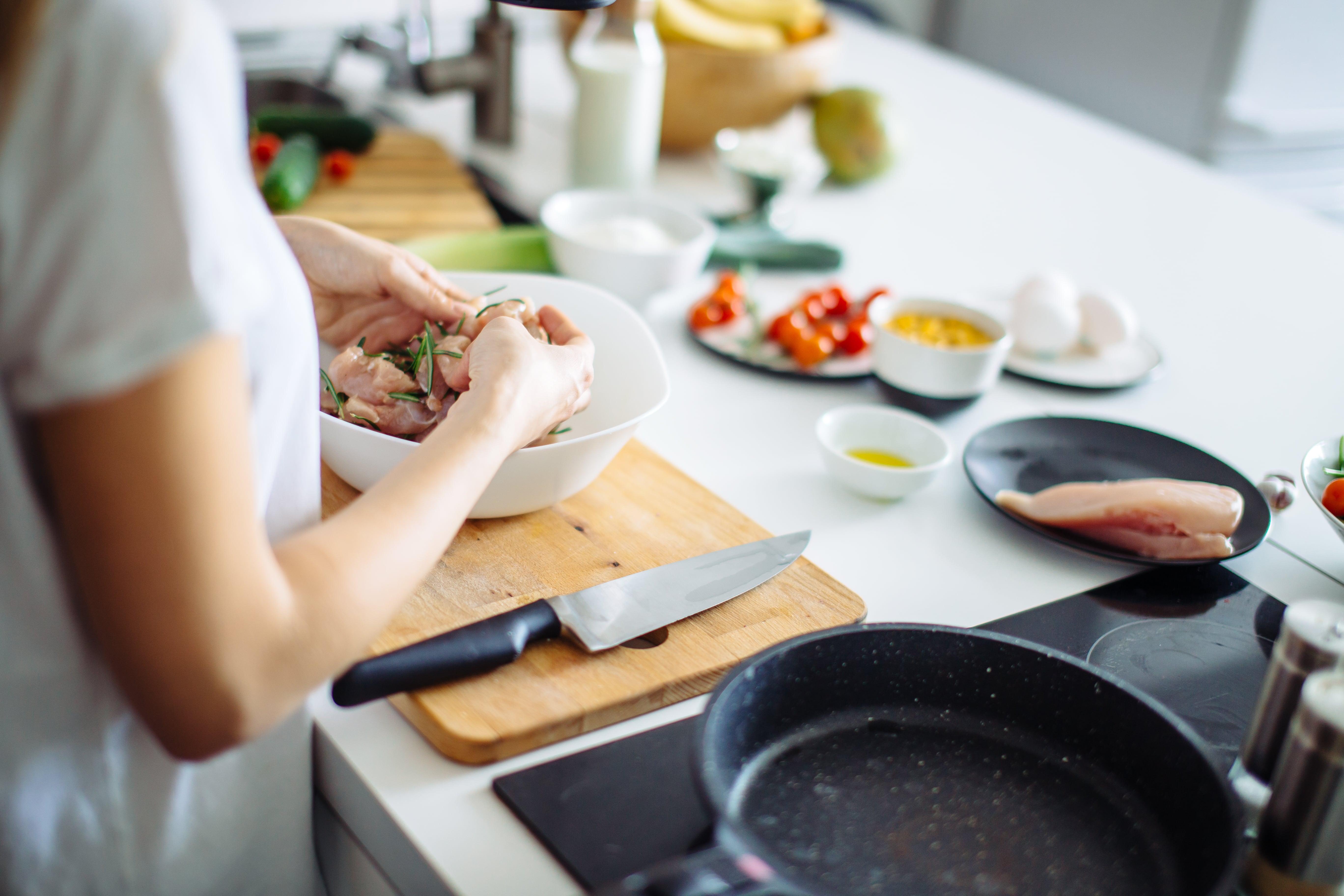 ¿qué comida tailandesa puedo comer con una dieta cetosis?