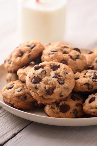 El tiempo correcto para hacer galletas en el horno