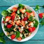 La fórmula para la ensalada de verano perfecta