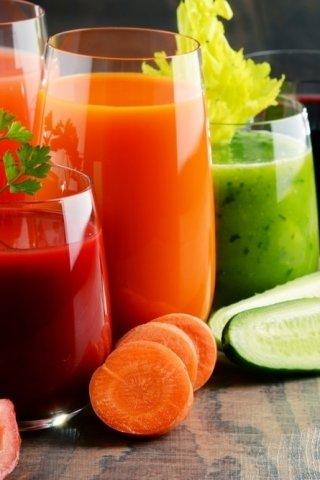 Los mejores jugos detox y por qué funcionan
