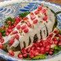 Chiles en nogada y otros platillos mexicanos con influencia española