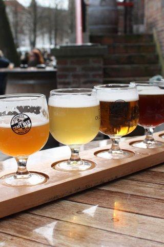 Maridajes mexicanos para el día de la cerveza