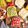 Ideas de snacks saludables para el regreso a clases desde casa