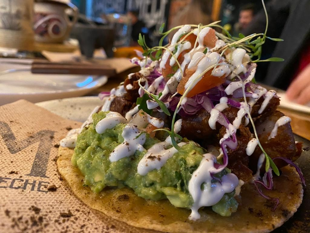 Tacos La Meche