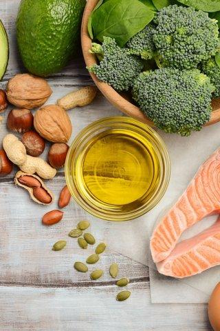 Beneficios de comer alimentos altos en omega 3