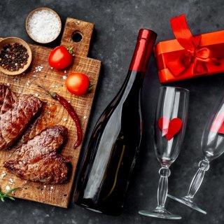 El menú ideal para una cena romántica de San Valentín