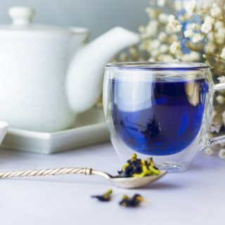 ¿El té de mariposa sirve para relajarte?