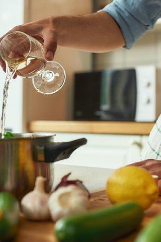 ¿Qué vino usar para cocinar?