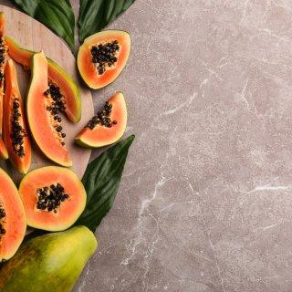 Consejos para mantener la papaya fresca por más tiempo