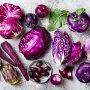Dieta arcoiris: beneficios de comer alimentos morados