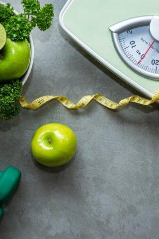 ¿Cómo bajar de peso de manera saludable?