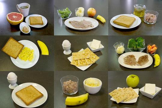 dieta 3 3)