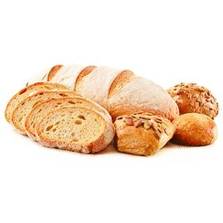 Cocina recetas con panes