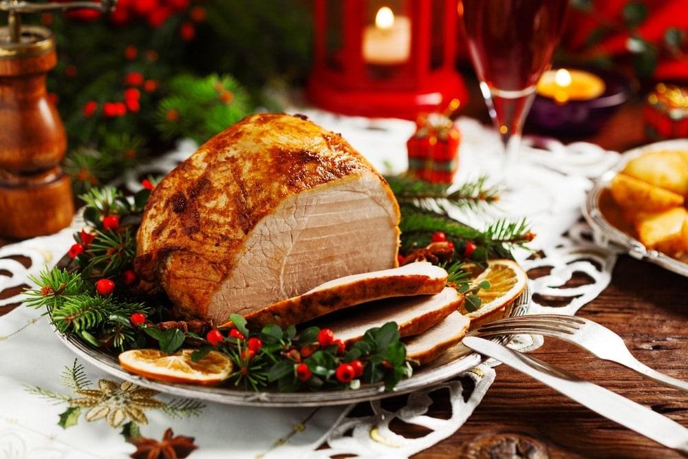 platos fuertes navideos