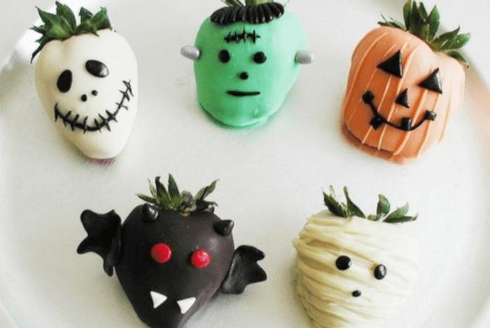 600 Recetas para Halloween de miedo