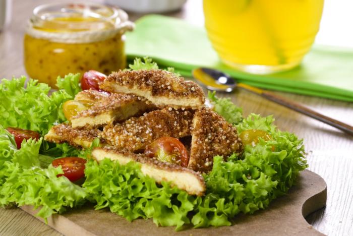 Ensalada de Pollo con Amaranto