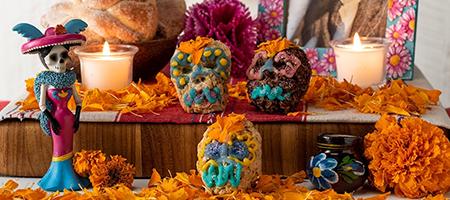 """¡Celebra el tradicional """"Día de Muertos"""" con estas recetas!"""