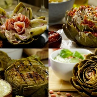 4 Artichoke Recipes
