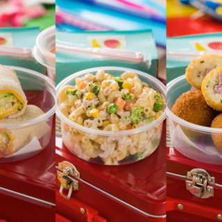 3 Lunch Recipes for Children