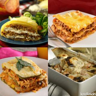 4 Delicious Lasagna