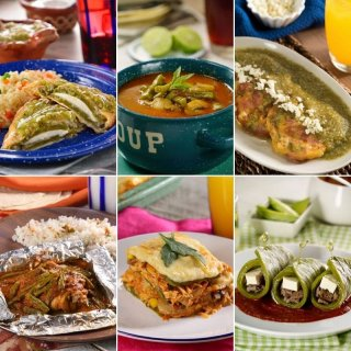 Recipes with Nopal