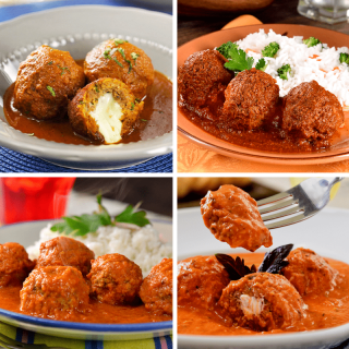 Stuffed Meatballs and Picositas Recipes